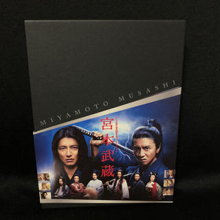 スマップ(SMAP)の宮本武蔵 Blu-ray BOX〈3枚組〉 木村拓哉主演(TVドラマ)
