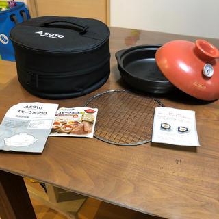 シンフジパートナー(新富士バーナー)のSOTO 完全セット スモークポットIH 燻製(調理器具)