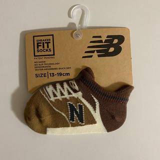ニューバランス(New Balance)の新品未使用 ニューバランス  スニーカーソックス(靴下/タイツ)