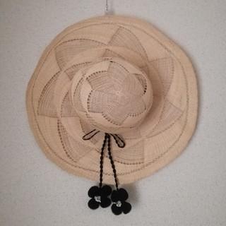 ドゥーズィエムクラス(DEUXIEME CLASSE)の麦わら帽子(麦わら帽子/ストローハット)