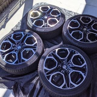 スズキ - 【未使用品】スズキスイフトスポーツ zc33s タイヤホイールセット(4本)