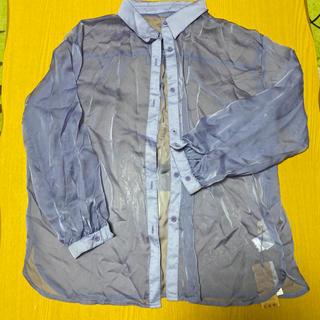 アルピーエス(rps)のシースルーシャツ(シャツ/ブラウス(長袖/七分))