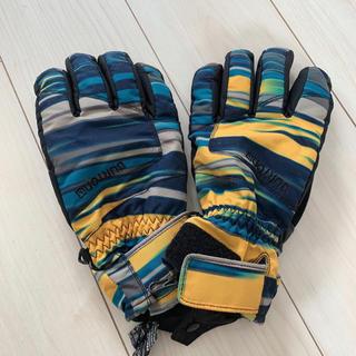バートン(BURTON)のバートン スノボ用 手袋 グローブ Lサイズ メンズ(アクセサリー)