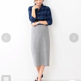 デミルクスビームス(Demi-Luxe BEAMS)のDemi-Luxe BEAMS タイトスカート(ひざ丈スカート)