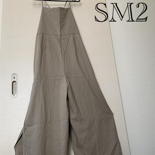 サマンサモスモス(SM2)のSamansa Mos2 サマンサモスモス サロペットオーバーオール(サロペット/オーバーオール)