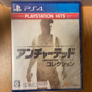 プレイステーション4(PlayStation4)の未開封アンチャーテッド コレクション(PlayStation Hits) PS4(家庭用ゲームソフト)