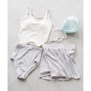 カスタネ(Kastane)の【OP×Kastane】 Back Open swimwear(水着)