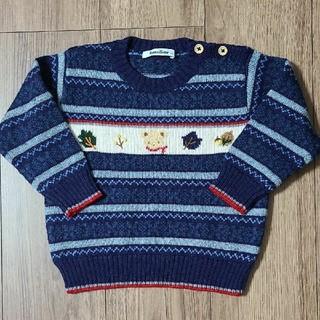 familiar - 【familiar】ニット セーター
