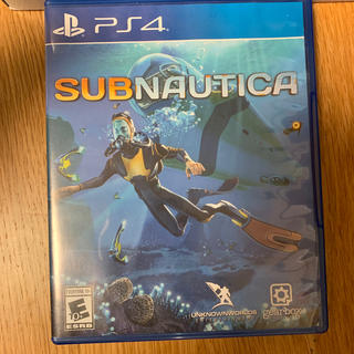 プレイステーション4(PlayStation4)の連休セール!Subnautica(家庭用ゲームソフト)