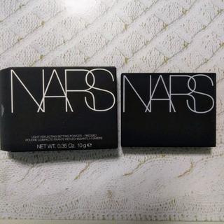 NARS - NARS ライトリフレクティング セッティングパウダー プレストN 10g
