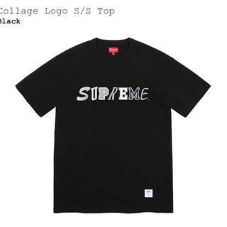 シュプリーム(Supreme)のsupreme コラージュロゴTシャツ collage logo s/s top(Tシャツ/カットソー(半袖/袖なし))