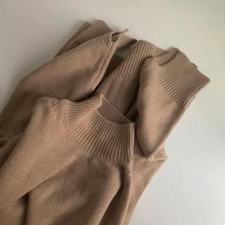 ジルサンダー(Jil Sander)のasclo モックネックニット セーター(ニット/セーター)