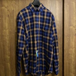 バレンシアガ(Balenciaga)のBalenciaga チェックシャツ(シャツ)