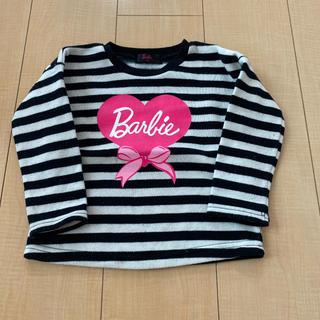 バービー(Barbie)のバービーボーダートレーナー(Tシャツ/カットソー)