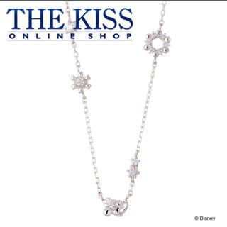 ザキッス(THE KISS)のTHE KISS ディズニーコレクション ネックレス(ネックレス)