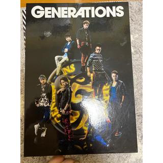 ジェネレーションズ(GENERATIONS)のGENERATIONS 1stアルバム(ミュージック)