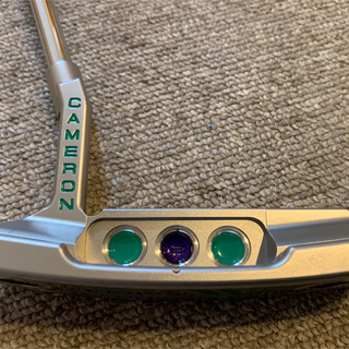 "スコッティキャメロン(Scotty Cameron)のSCOTTY CAMERON CUSTOM PUTTER ""NEWPORT2""(クラブ)"