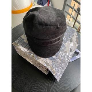 """ディオール(Dior)の【Dior】2020SS新作 コットン """"Dior Cap"""" マリンキャップ(ハンチング/ベレー帽)"""