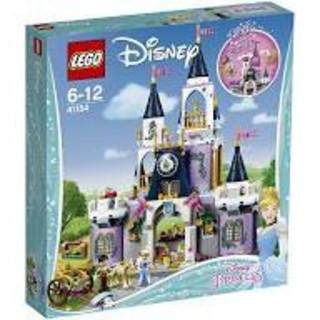 レゴ(Lego)の新品未開封 レゴ LEGO 41154 シンデレラのお城 ディズニー(知育玩具)