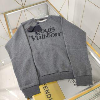 ルイヴィトン(LOUIS VUITTON)の★Louis Vuitton★NIGO x LV  コラボ スウェットシャツ(スウェット)