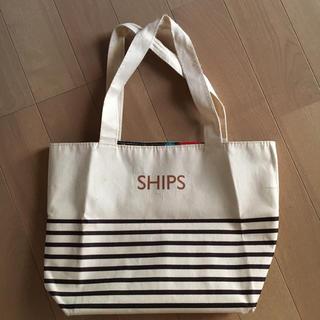 シップス(SHIPS)のSHIPS DEAN&DELUCA トートバッグ(エコバッグ)