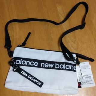 ニューバランス(New Balance)のニューバランス サコッシュ 斜めがけショルダーバッグ(ショルダーバッグ)