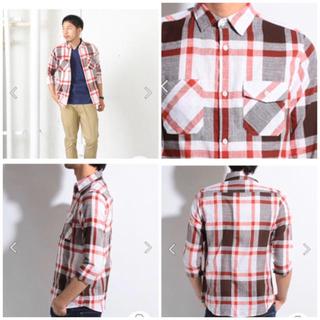 アーバンリサーチ(URBAN RESEARCH)の新品 アーバンリサーチ メンズ 七分袖 未使用 シャツ 42(Tシャツ/カットソー(七分/長袖))