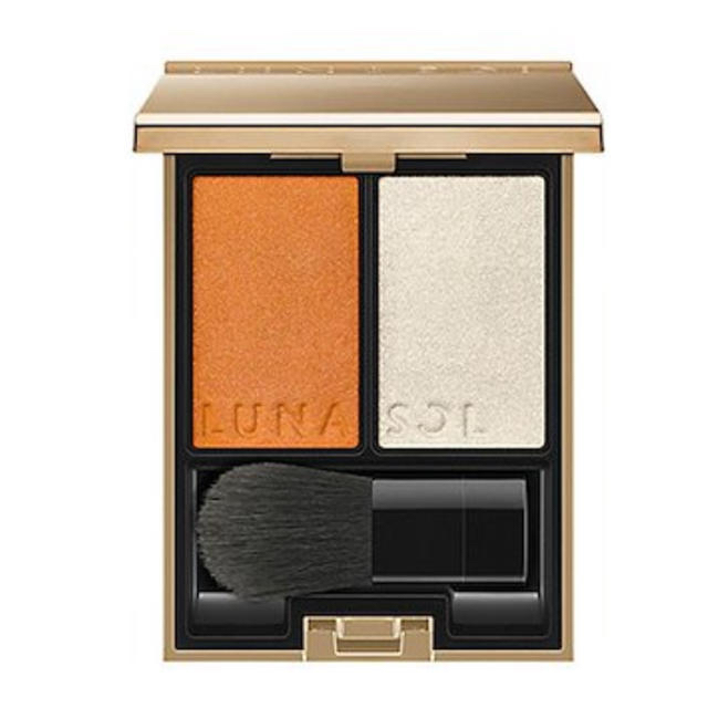 LUNASOL(ルナソル)のLUNASOL ルナソル チーク サンタンオレンジ コスメ/美容のベースメイク/化粧品(チーク)の商品写真