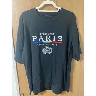 バレンシアガ(Balenciaga)のBALENCIAGA Tシャツ 正規品(Tシャツ/カットソー(半袖/袖なし))