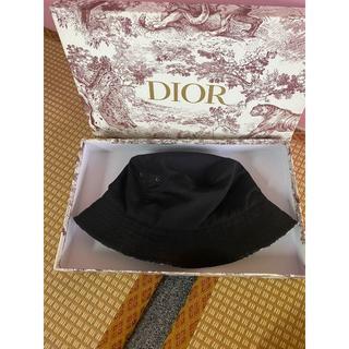 """ディオール(Dior)のDIOR★ """"TEDDY D"""" """"CD OBLIQUE"""" スモールエッジ ボブハ(ハット)"""