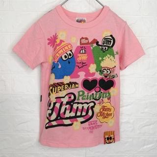 JAM - ジャム だまし絵プリントTシャツ 130