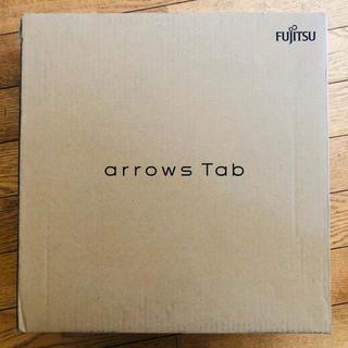 フジツウ(富士通)の富士通  arrows Tab WQ2/E2(タブレット)
