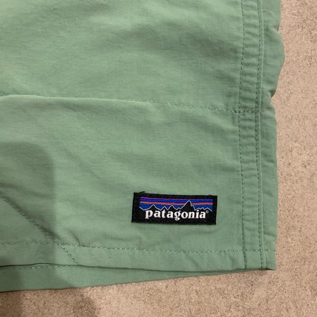patagonia(パタゴニア)の【レア】Patagonia バギーズ 2019 mach 美品 Mサイズ メンズのパンツ(ショートパンツ)の商品写真