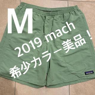 パタゴニア(patagonia)の【レア】Patagonia バギーズ 2019 mach 美品 Mサイズ(ショートパンツ)
