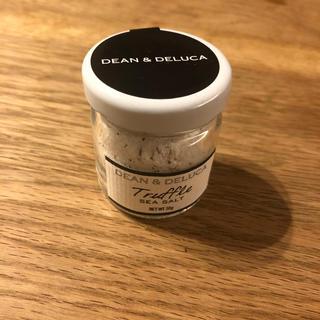 ディーンアンドデルーカ(DEAN & DELUCA)の新品未開封 DEAN & DELUCA トリュフソルト30g(調味料)