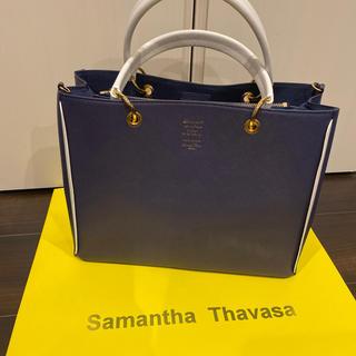 サマンサタバサ(Samantha Thavasa)のサマンサタバサデラックス トートバッグ(トートバッグ)