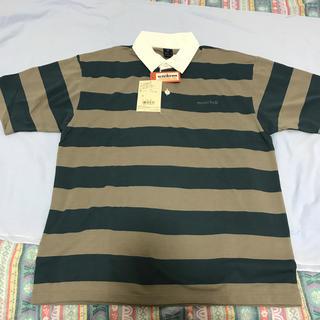 モンベル(mont bell)のモンペル ラガーシャツ   ハーフスリーブ メンズ(シャツ)