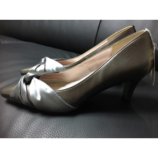 ギンザワシントン(銀座ワシントン)のワシントン 靴 未使用 23.5cm(ハイヒール/パンプス)