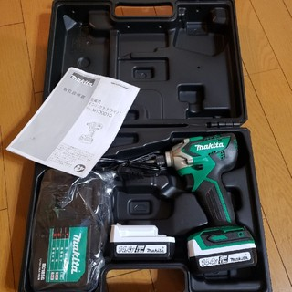 マキタ(Makita)のマキタ 14.4V充電式インパクトドライバ MTD001DSX(その他)