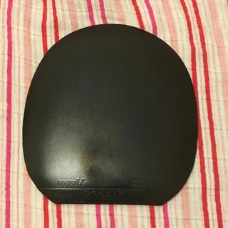 ヤサカ(Yasaka)の送料無料 卓球ラバー マークⅤ 極薄 ブラック (卓球)
