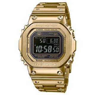 ジーショック(G-SHOCK)の[新品・未開封] G-SHOCK GMW-B5000GD-9JF ゴールド(腕時計(デジタル))
