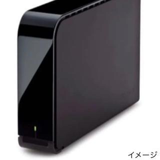 バッファロー(Buffalo)の中古品 BUFFALO バッファロー外付HDD 2TB HD-LBF2.0TU2(その他)