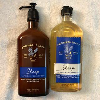 バスアンドボディーワークス(Bath & Body Works)のSWEET DREAMS BATH AND BODY WORKS(アロマオイル)