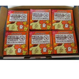 サンリオ(サンリオ)の近江兄弟社 メンターム薬用クリームG メディカルクリーム8コセット(ハンドクリーム)