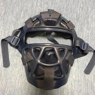 ミズノ(MIZUNO)のJSBB MIZUNO 少年軟式野球用 キャッチャーマスク(防具)
