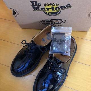 ビームス(BEAMS)のDr.Martens  BEAMS ドクターマーチン × ビームス  UK3(ローファー/革靴)
