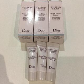 クリスチャンディオール(Christian Dior)のDior  ディオール  美容液 カプチュール トータル セル(美容液)