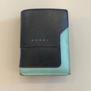 マルニ(Marni)のMARNI 二つ折り財布(財布)