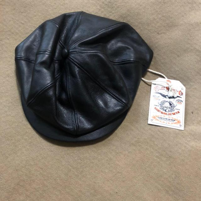 CALEE(キャリー)のCALEE   メンズの帽子(キャスケット)の商品写真
