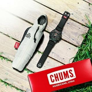 ベビージー(Baby-G)のBABY-G CHUMS チャムス BGA-260CH-1AJR(腕時計)